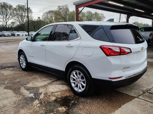 2018 Chevrolet Equinox LT Houston, Mississippi 4