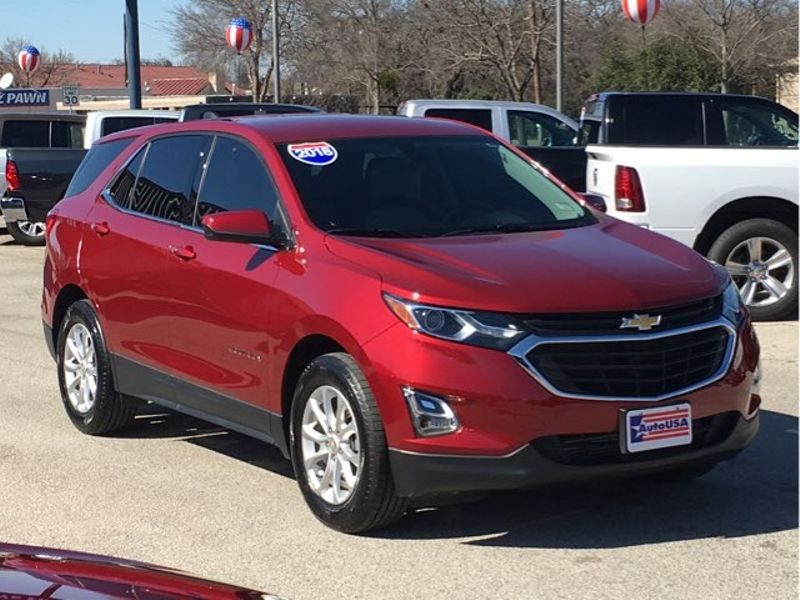 2018 Chevrolet Equinox LT Camera   Irving, Texas   Auto USA in Irving Texas