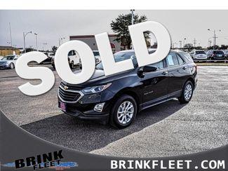 2018 Chevrolet Equinox LS | Lubbock, TX | Brink Fleet in Lubbock TX
