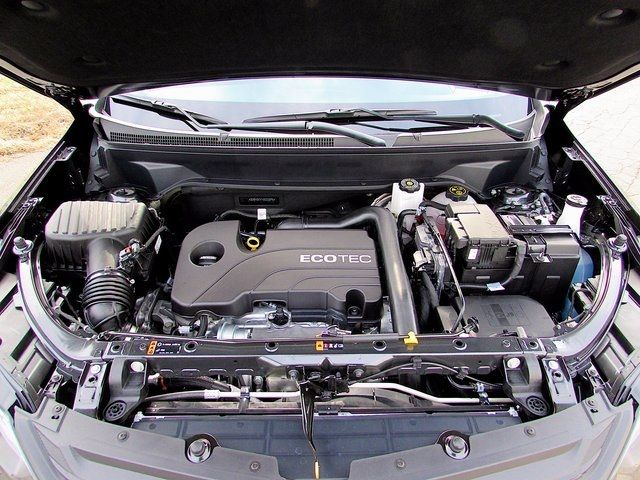 2018 Chevrolet Equinox LT Madison, NC 37