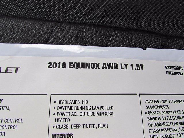 2018 Chevrolet Equinox LT Madison, NC 39