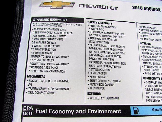 2018 Chevrolet Equinox LT Madison, NC 41
