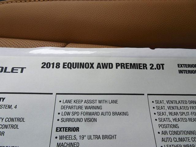 2018 Chevrolet Equinox Premier Madison, NC 71