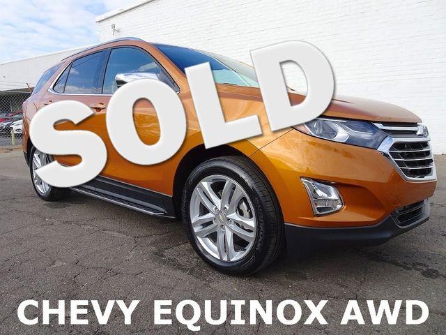 2018 Chevrolet Equinox Premier Madison, NC 0