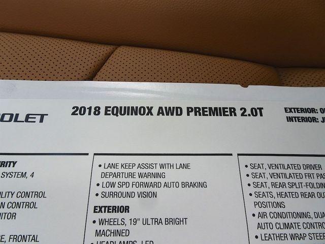 2018 Chevrolet Equinox Premier Madison, NC 54
