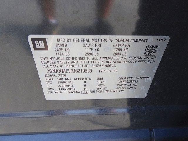 2018 Chevrolet Equinox Premier Madison, NC 49