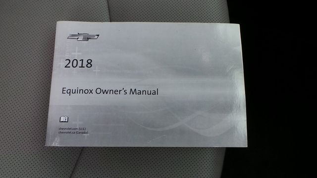 2018 Chevrolet Equinox Premier Madison, NC 43