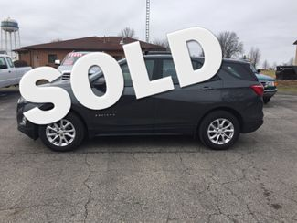 2018 Chevrolet  4x4 Equinox LS Ontario, OH