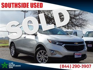 2018 Chevrolet Equinox LS | San Antonio, TX | Southside Used in San Antonio TX