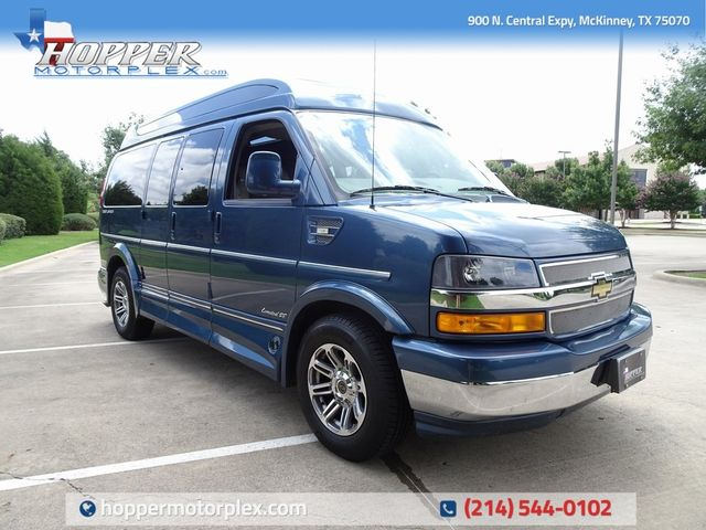 2018 Chevrolet Express 2500 Explorer Limited SE