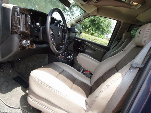 2018 Chevrolet Express 2500 Explorer Limited SE in McKinney, Texas 75070