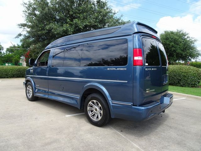 2018 Chevrolet Express 2500 Explorer Limited SE in McKinney, Texas 75070