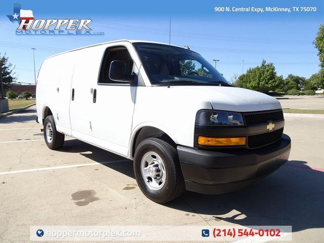 2018 Chevrolet Express 2500 Work Van Cargo