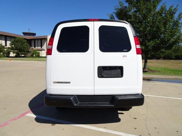 2018 Chevrolet Express 2500 Work Van Cargo in McKinney, Texas 75070