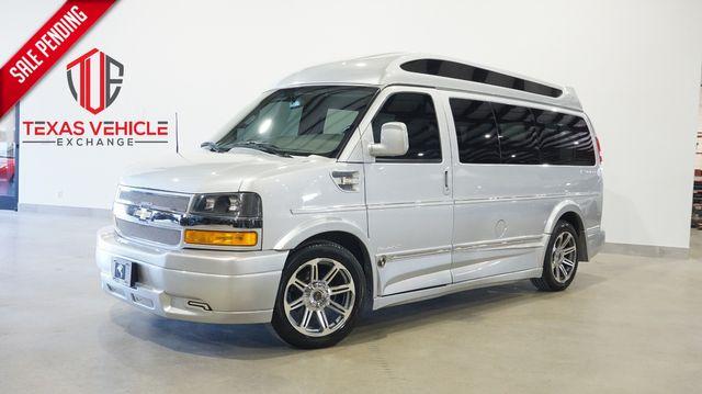 2018 Chevrolet Express Explorer Limited SE ROOF,NAV,REAR DVD,HTD LTH,15K