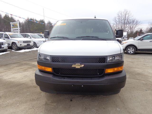2018 Chevrolet Express Cargo Van Hoosick Falls, New York 1