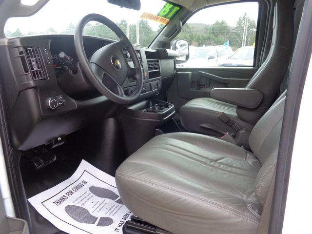 2018 Chevrolet Express Cargo Van Hoosick Falls, New York 5