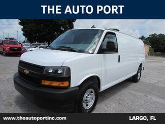 2018 Chevrolet Express Cargo Van in Largo, Florida 33773