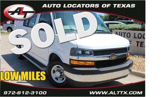 2018 Chevrolet Express Cargo Van    Plano, TX   Consign My Vehicle in  TX