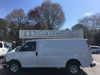 2018 Chevrolet Express Cargo Van in Richmond, VA, VA 23227