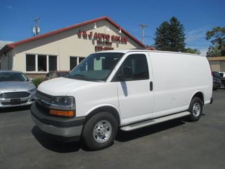 2018 Chevrolet Express Cargo Van in Troy, NY 12182