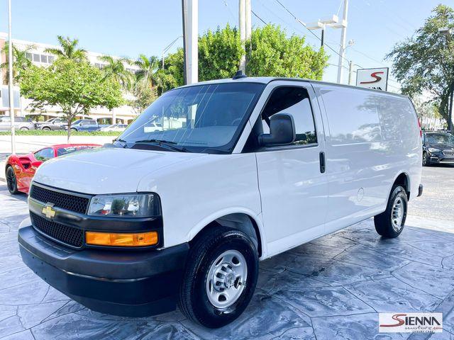 2018 Chevrolet EXPRESS G2500