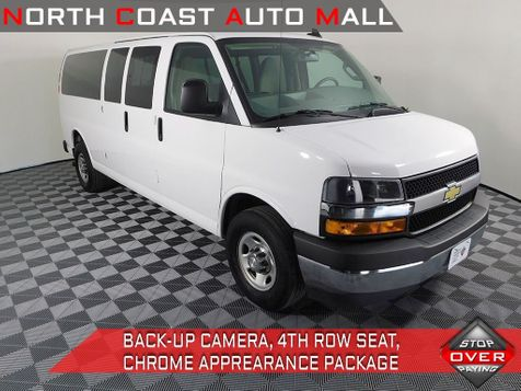 2018 Chevrolet Express Passenger LT in Cleveland, Ohio
