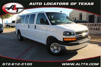 2018 Chevrolet Express Passenger LT in Plano, TX 75093