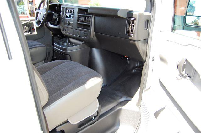 2018 Chevrolet G2500 Cargo Charlotte, North Carolina 7