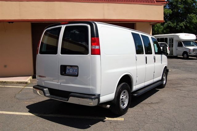 2018 Chevrolet G2500 Cargo Charlotte, North Carolina 2