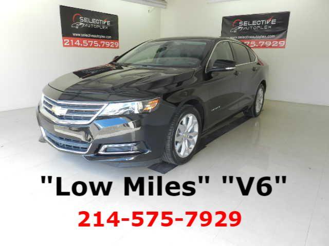 """2018 Chevrolet Impala LT """"V6"""" """"Lthr"""" """"Remote Start"""""""
