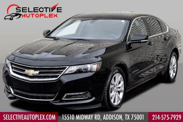 """2018 Chevrolet Impala LT """"V6"""" """"Lthr"""" """"Remote Start"""" in Addison, TX 75001"""