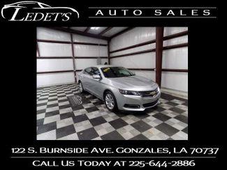 2018 Chevrolet Impala LT - Ledet's Auto Sales Gonzales_state_zip in Gonzales