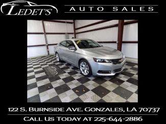 2018 Chevrolet Impala Premier - Ledet's Auto Sales Gonzales_state_zip in Gonzales