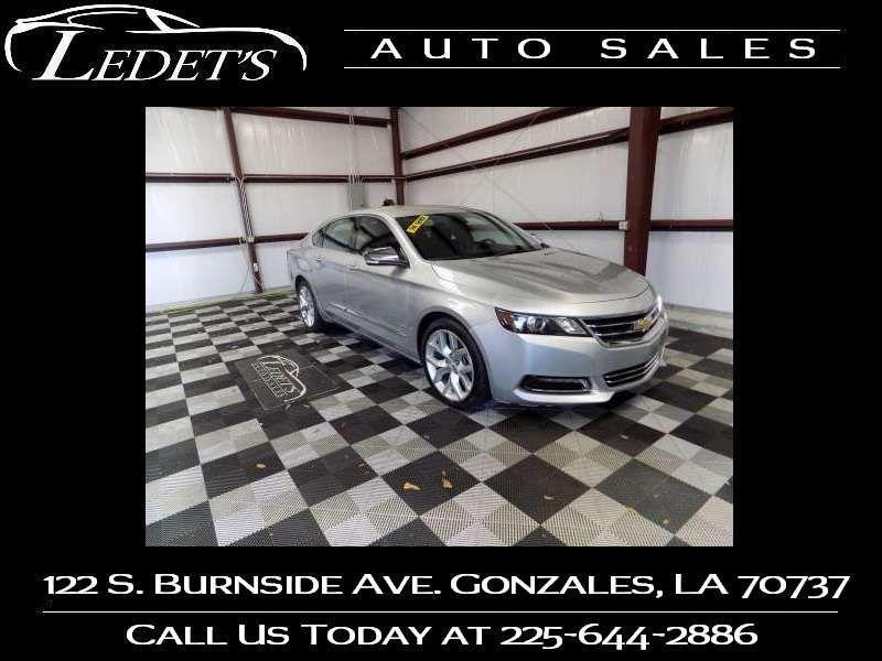 2018 Chevrolet Impala Premier - Ledet's Auto Sales Gonzales_state_zip in Gonzales Louisiana