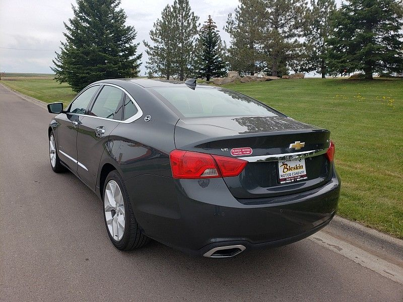 2018 Chevrolet Impala Premier  city MT  Bleskin Motor Company   in Great Falls, MT