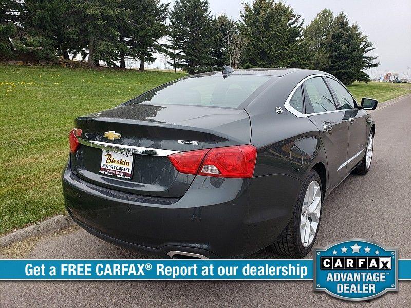 2018 Chevrolet Impala Premier  city MT  Bleskin Motor Company   in Great Falls, MT