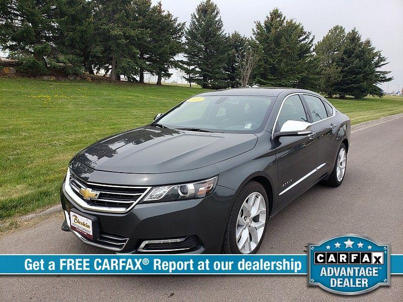 2018 Chevrolet Impala 4d Sedan Premier  city MT  Bleskin Motor Company   in Great Falls, MT