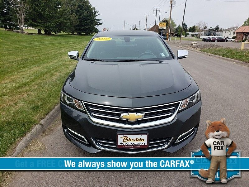 2018 Chevrolet Impala 4d Sedan Premier  city MT  Bleskin Motor Company   in Great Falls, MT