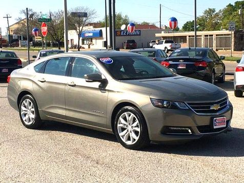 2018 Chevrolet Impala LT Leather Sandstone | Irving, Texas | Auto USA in Irving, Texas