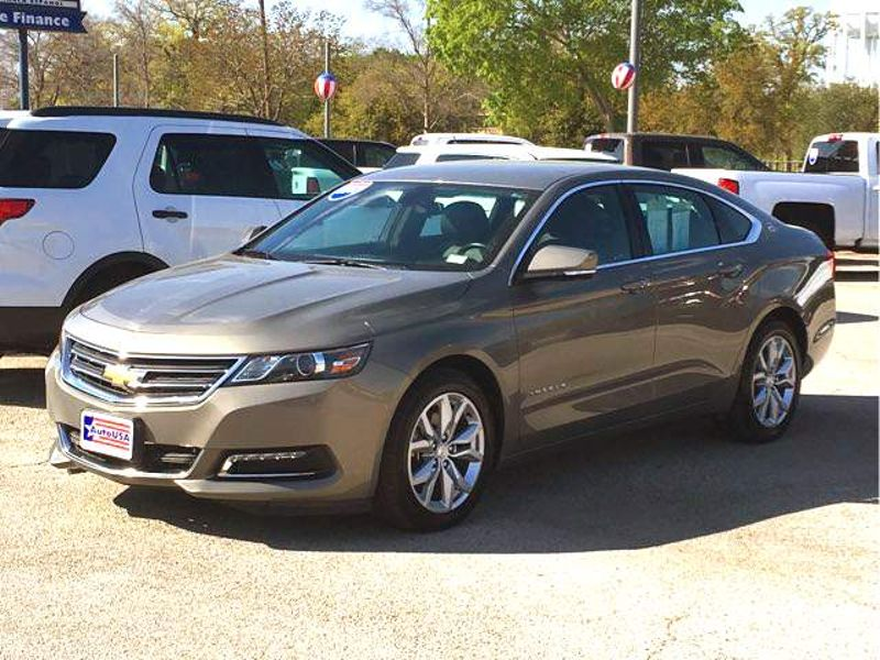 2018 Chevrolet Impala LT Leather Sandstone | Irving, Texas | Auto USA in Irving Texas
