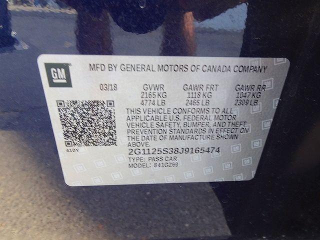 2018 Chevrolet Impala Premier Madison, NC 45