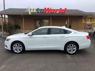 2018 Chevrolet Impala LT in Marble Falls, TX 78654