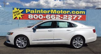 2018 Chevrolet Impala Premier Nephi, Utah