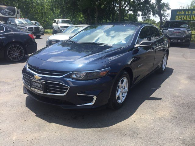 2018 Chevrolet Malibu LS in Boerne, Texas 78006