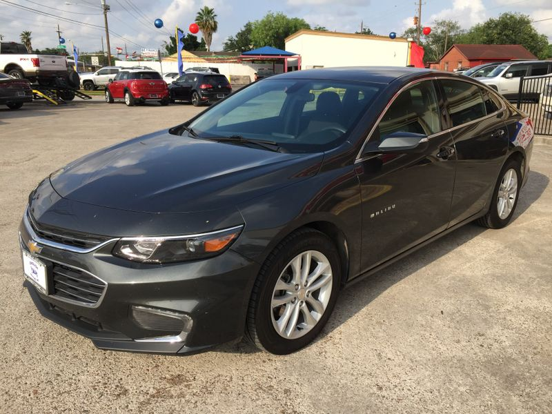 2018 Chevrolet Malibu LT  Brownsville TX  English Motors  in Brownsville, TX