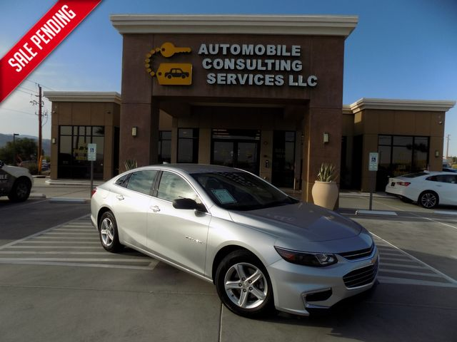 2018 Chevrolet Malibu LS in Bullhead City, AZ 86442-6452