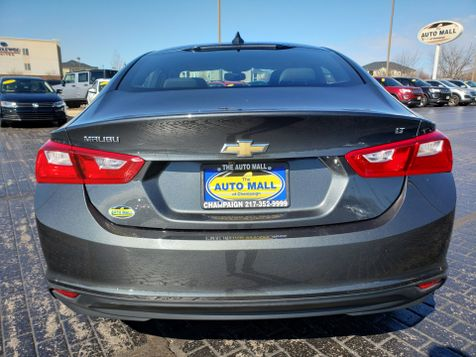 2018 Chevrolet Malibu LT | Champaign, Illinois | The Auto Mall of Champaign in Champaign, Illinois