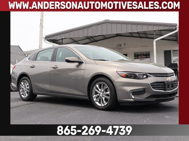 2018 Chevrolet Malibu LT in Clinton, TN 37716
