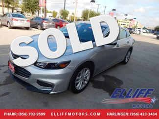 2018 Chevrolet Malibu LT in Harlingen TX, 78550